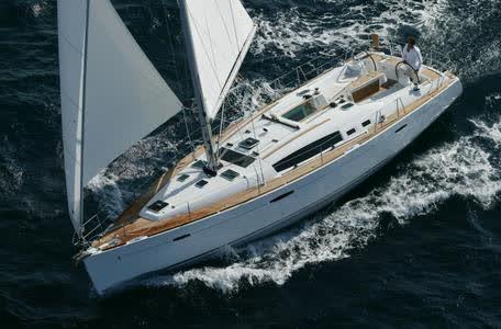 Gr sailing oceanis 43 family