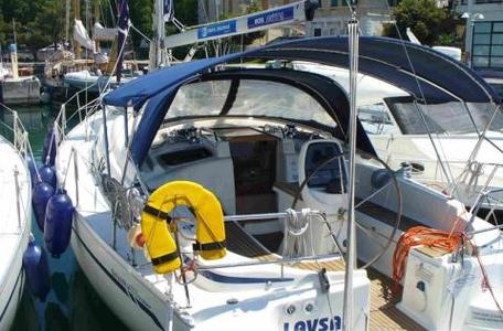 Bavaria 37 cruiser lavsa 2012 zd