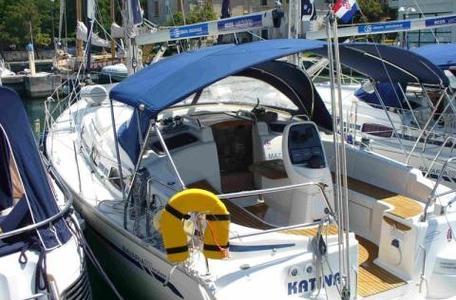 Bavaria 37 cruiser katina 2014 zd