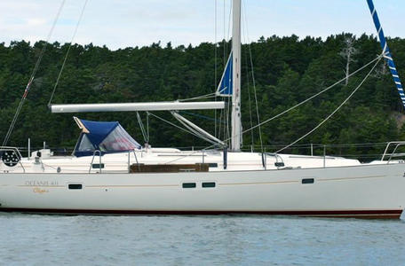 Oceanis Clipper 411, 3509