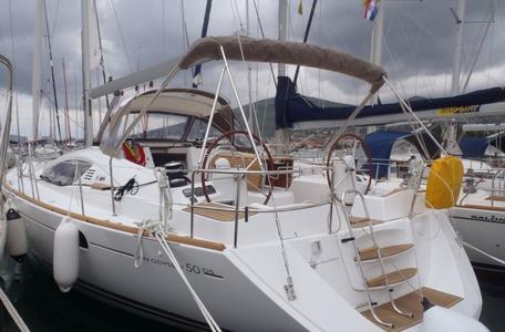 45afe5194980d8683f71a53cb87dee38 yacht charter croatia sun odyssey 50ds %2820%29 800 530 c