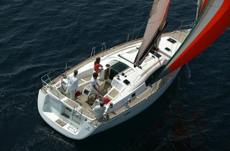 Istion yachting oceanis 43 e