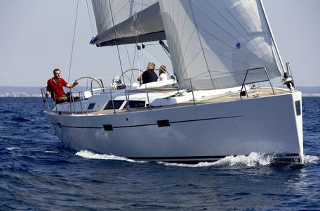 Istion yachting hanse 470 a