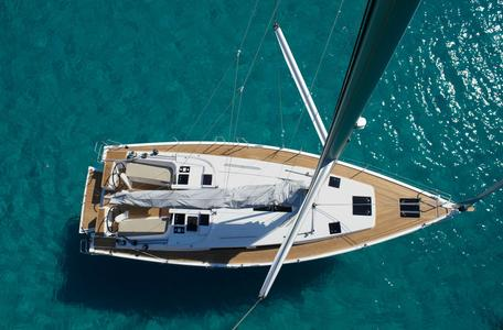 Istion yachting hanse 415 d
