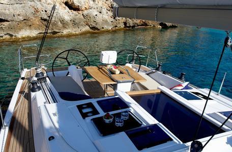 Istion yachting hanse 415 g