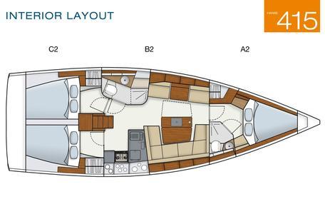 Istion yachting hanse 415 p