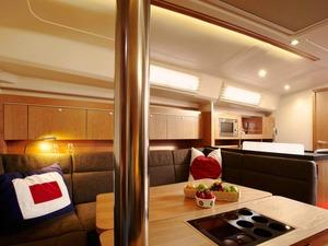 Istion yachting hanse 415 j