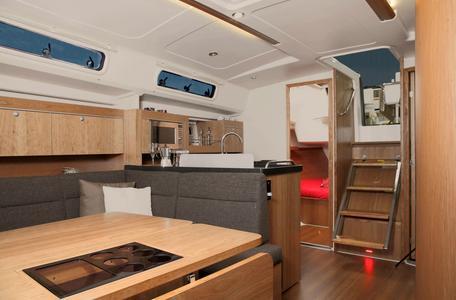Istion yachting hanse 415 k