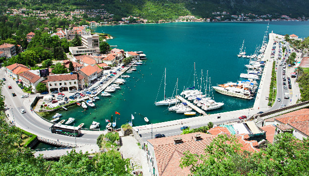 Port of Kotor, 45375