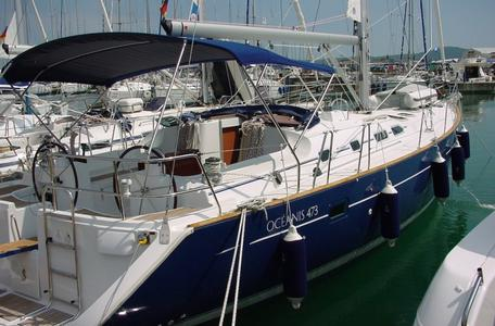 Oceanis 473 Clipper, 4288