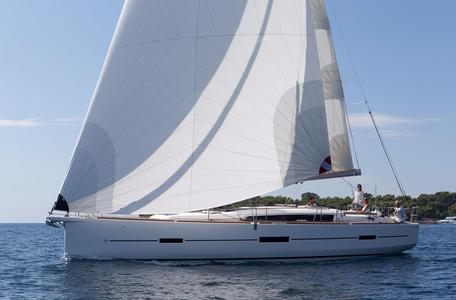 Dufour 460 Grand Large Liberty, 4435