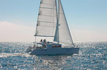 Lagoon 450 Owner Version, 4874
