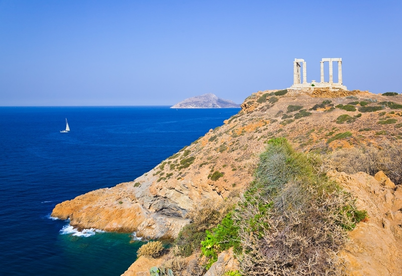 Cape Sounion, 64610