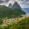The Pitons, 74528 - thumb