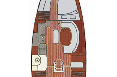 Oceanis 411 Clipper, 3015