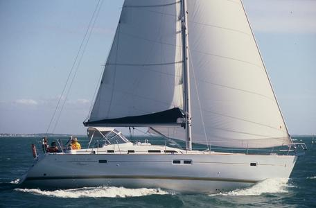 Oceanis 423 Clipper, 5371