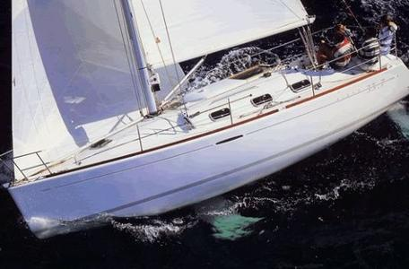 Oceanis 393 Clipper, 12423
