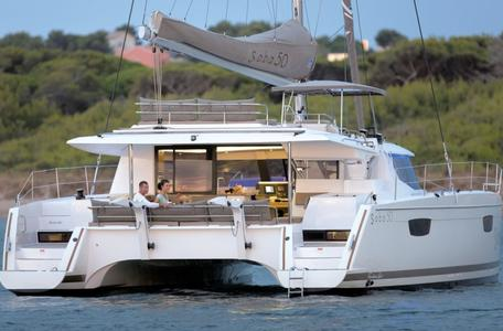 Fountaine Pajot Saba 50, 12014